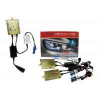 Quality High Performance Motorcycle Xenon Hid Kit , 55W Hid Xenon Kit H1 H4 Heat Resistant for sale