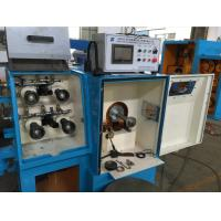 Buy AC 3 Phase Motor Super Fine Copper Wire Drawing Machine Low Power Consumption at wholesale prices