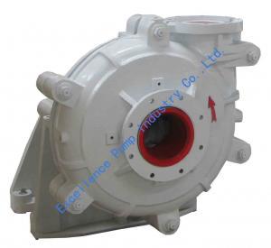Quality Good performance EHM-4D long-life wet parts mining slurry pumps for sale for sale