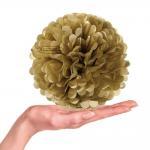Quality 25/30/35/40 cm Tissue Paper Pom Pom Balls Craft , Hanging Pom Pom Decorations for sale