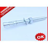 Quality Carbon Steel M12 Wedge Type Anchor Bolts With Washer And Nut Free Samples for sale