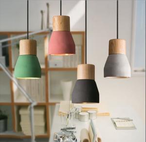 Quality Modern Design Elegant Wood Pendant Lamp for Living room, Restaurant & Hotel for sale