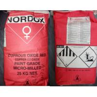 China (CAS  No.:1317-39-1)NORDOX CUPROUS OXIDE on sale