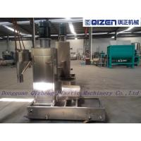 Quality Washing Line / Pelletizing Line Centrifugal Dryer Machine , Plastic Bottle Recycling Machine 11KW for sale
