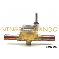China Danfoss Type EVR 25 1-3/8'' ODF Refrigeration Solenoid Valve 032F2208 on sale