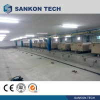 Quality easy turning Steel Frame SANKON Metal Casting Molds for sale