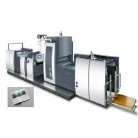 Quality Film Paper Fully Automatic Lamination Machine High Speed Laminator Machine for sale
