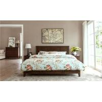 China Full Size Mordern Solid Wood Bedroom Furniture Sets High Standard For Family on sale