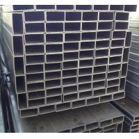Quality ERW ASTM A519 Carbon Steel Rectangular Tube Steel / Box Tube Steel for sale