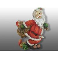 Quality Holiday resin bear with horse christmas holiday decor for sale