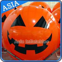 Quality Fruits Helium Pumkin Balloon Customized Large  , Vegetables Shape  Ball Balloon for sale