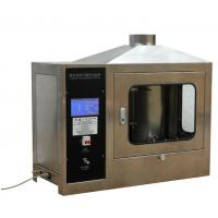 Quality SL-FL100 Building Material Flammability Test Furnace with Touch Screen Control for sale