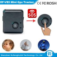 Quality Best selling rf-v8s Mini Vehicle GPS Tracker Car GPS Tracker for sale