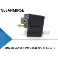 China NBSANMINSE SMF19 1/4 G NPT T Air Compressor And Pump Pressure Switch Reliable Control Switch on sale