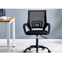 Quality High Back Lumbar Support Mesh Office Lift Swivel Chair for sale