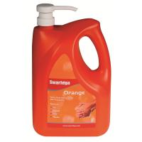 Quality Industrial Hand Cleaner,Swarfega Orange Heavy Duty Hand Cleaner For Grease / Ingrained Oil / General Grime for sale