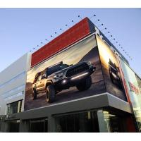 Quality 1R1G1B P10mm LED Display Stadium Screen Outdoor Advertising Synchronous Control for sale