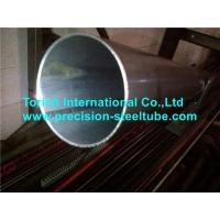 Quality Electric Resistance Welded Steel Tube , ERW / DOM 50mm Steel Tubing for sale