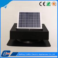 Quality House 15W Solar Panel Power Fan For Roof Home for sale