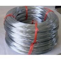 China TUV Approval Metalworking Hand Tools Flat Wire Firm Zinc Coating 10-20g/Mm2 on sale