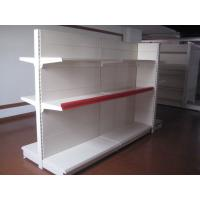 Quality Steel Supermarket Display Shelving For Store Fixture Shop Display Stand for sale