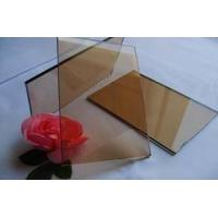 Quality Tinted Float glass for building for sale
