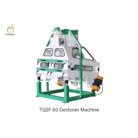 Quality Small Rice Destoner Machine 2000kg/h Grain Cleaning Equipment for sale