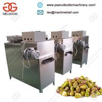 Quality MultifunctionalFactory Supply Automatic Pistachio Strips Cutting Machine for sale