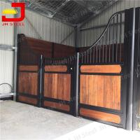 Quality Free 2 Horse Stable Stall Barn House Construction Height Plans for sale