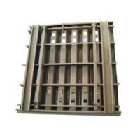 Quality cast aluminium precoated sand mould for Siemens tank body casting for sale