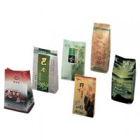 Quality Organic Tea packaging bags, aluminum foil , Gravure Printing, tea pouches for sale