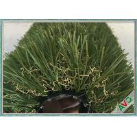 Quality Long Life Garden Artificial Grass Beautiful Color No Abrasion Garden Fake Grass for sale