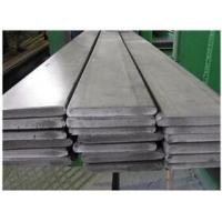 Quality Bright 410 Stainless Steel Flat Bar / 10mm stainless steel bar Annealing Treatment for sale