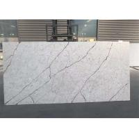 Quality Customized Artificial Quartz Stone Countertops Beautiful Vein For Kitchen Countertops for sale