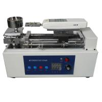 China AEH electric horizontal test stand/compression and extension test on sale