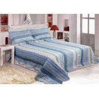 Quality Printed Single Bed Quilt Covers , King Queen Size Linen House Quilt Covers for sale