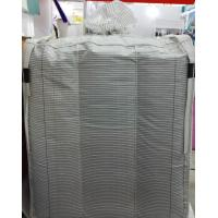 Quality Grounded PP FIBC Conductive Big Bag Bulk Storage Bags White 2205lbs for sale