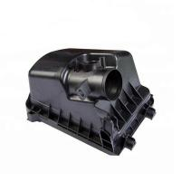 China Black Injection Molding Products Precision Injection Mould Engine High Temp Resistant on sale