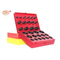 Quality Durable O Ring Kit Box - G AS568 Standard 30 Dimensions 382 Pieces NBR 70 Black for sale
