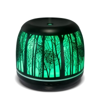 Quality 7 Color Light Iron 500ML Essential Oil Diffuser for sale