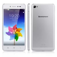 Quality Lenovo S90 4G LTE 5.0 inch Quad Core Snapdragon 410 Android 4.4 Mobile Phone 5.0 inch 1GB RAM 16GB ROM 13MP Silver for sale