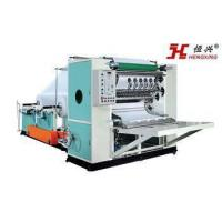 Quality Box Drawing Type Facial Tissue Paper Machine for sale