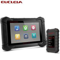 Quality EUCLEIA S8 OBD2 Automotive Scanner obdII Car Diagnostic Scanner Universal Support Manufacturer J2534 Programming Auto Sc for sale