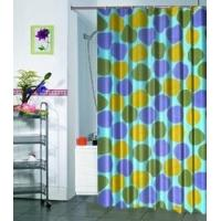 Quality multif-choicel EVA pinted shower curtain for sale