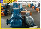 China Dissolved Air Flotation High Pressure Roots Blower With Large Air Capacity on sale