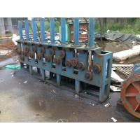 Quality 15KW Welding Wire Production Equipment , 1.5t - 40t Inverted Wire Drawing Machine for sale