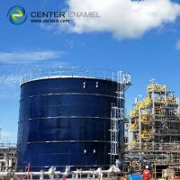 Quality AWWA D103 / EN ISO28765 Standard Bolted Tank For Industrial Water Storage for sale