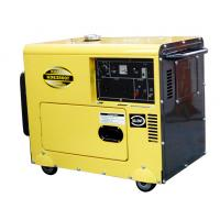Buy cheap Electric Starter 3 Phase Silent Diesel Generator Set 60HZ KDE3500T3 from wholesalers
