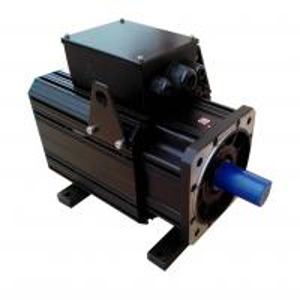Quality High Efficiency AC Servo Motor Variable Speed , High Speed Servo Motor 3 Phase for sale