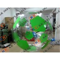 Quality Water Polo Inflatable Water Beach Ball Entertainment backyard Inflatable zorbing ball for sale